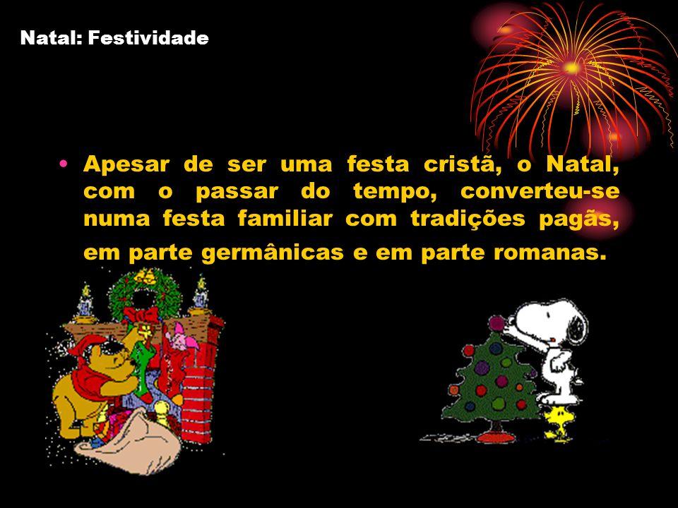 Natal: Festividade