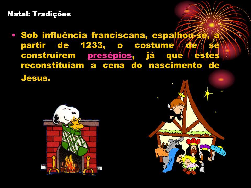Natal: Tradições