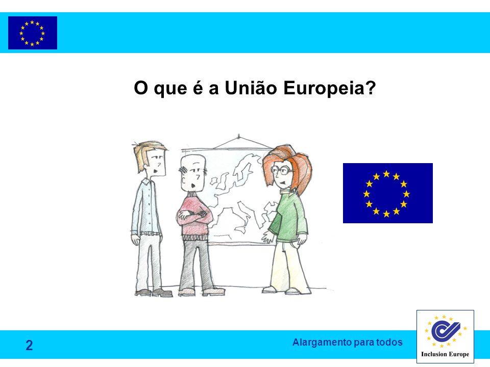 O que é a União Europeia 2 Sugestões para discussão e actividades: