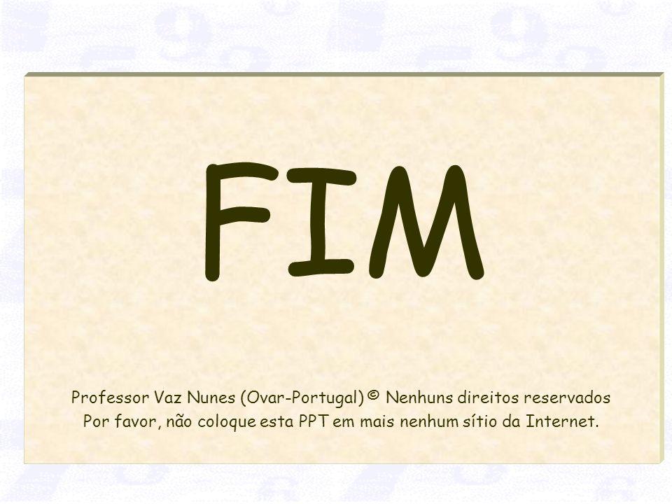 FIM Professor Vaz Nunes (Ovar-Portugal) © Nenhuns direitos reservados