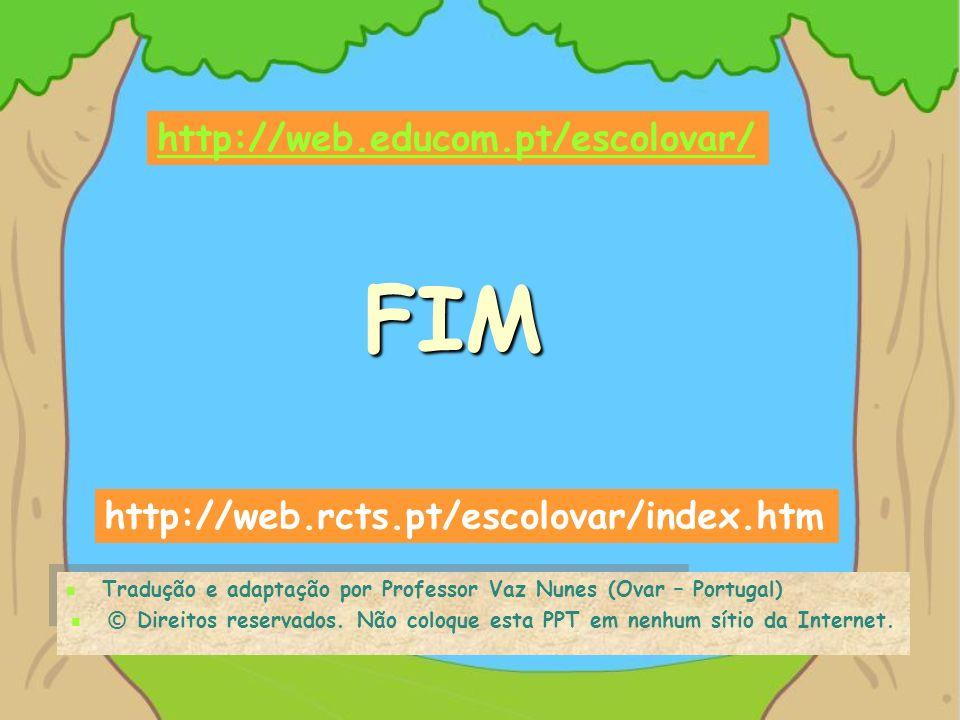 FIM http://web.educom.pt/escolovar/