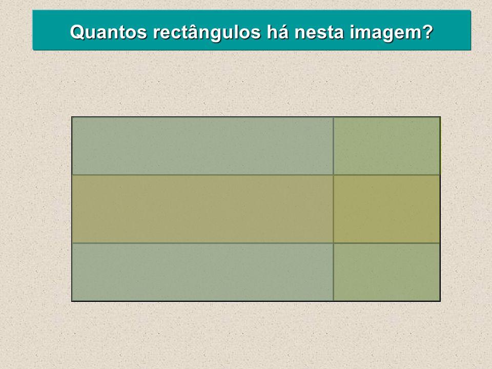 Quantos rectângulos há nesta imagem