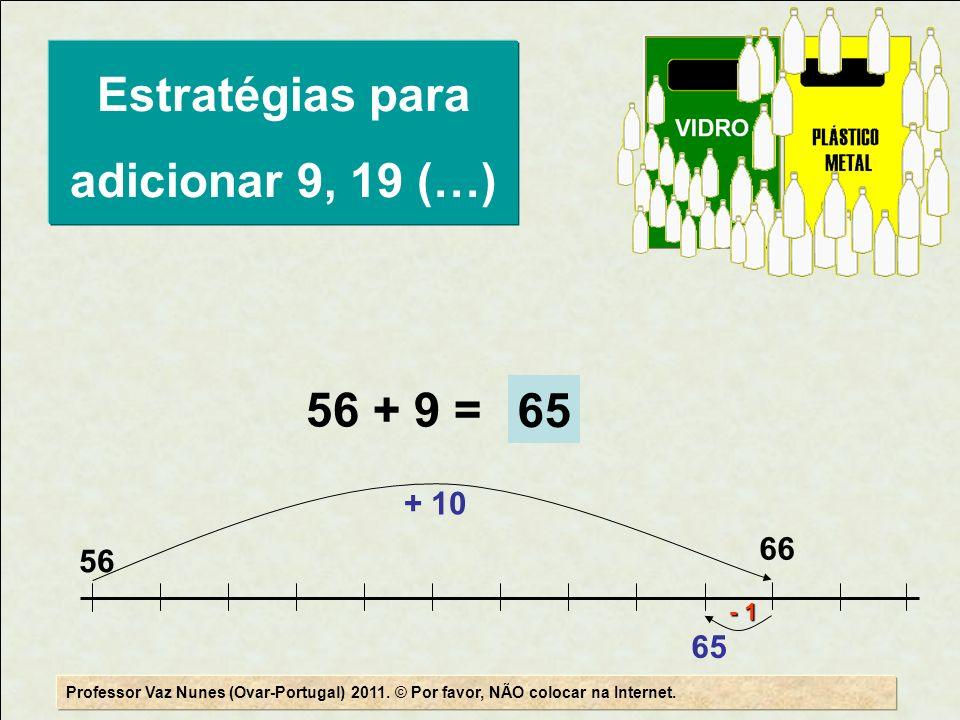 Estratégias para adicionar 9, 19 (…)