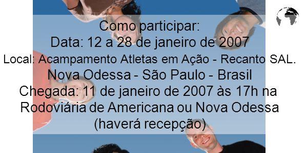 Nova Odessa - São Paulo - Brasil