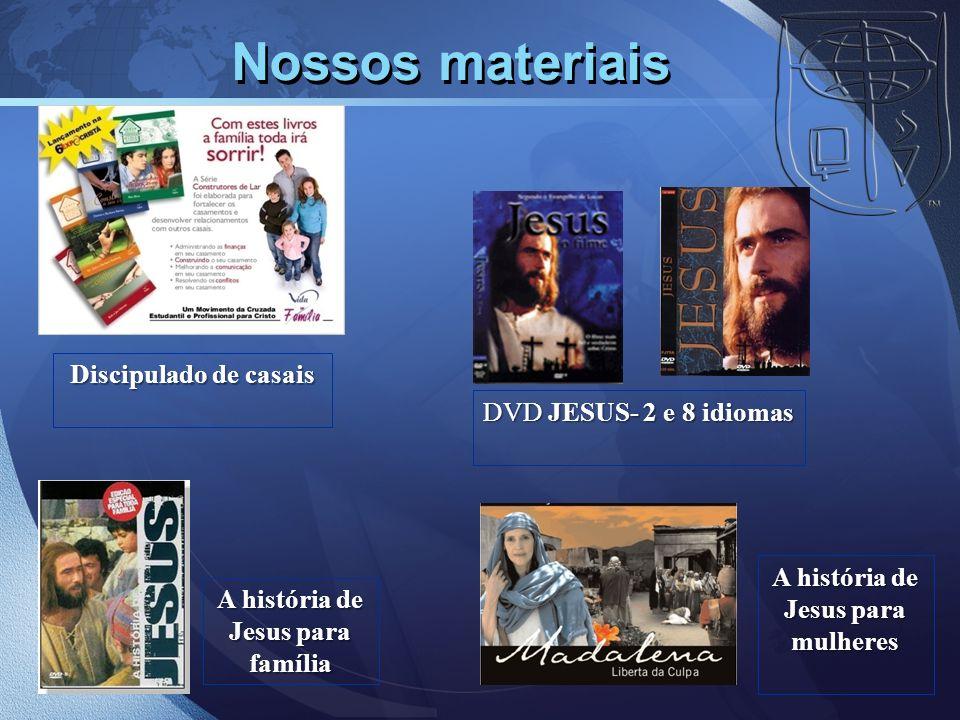 A história de Jesus para mulheres A história de Jesus para família