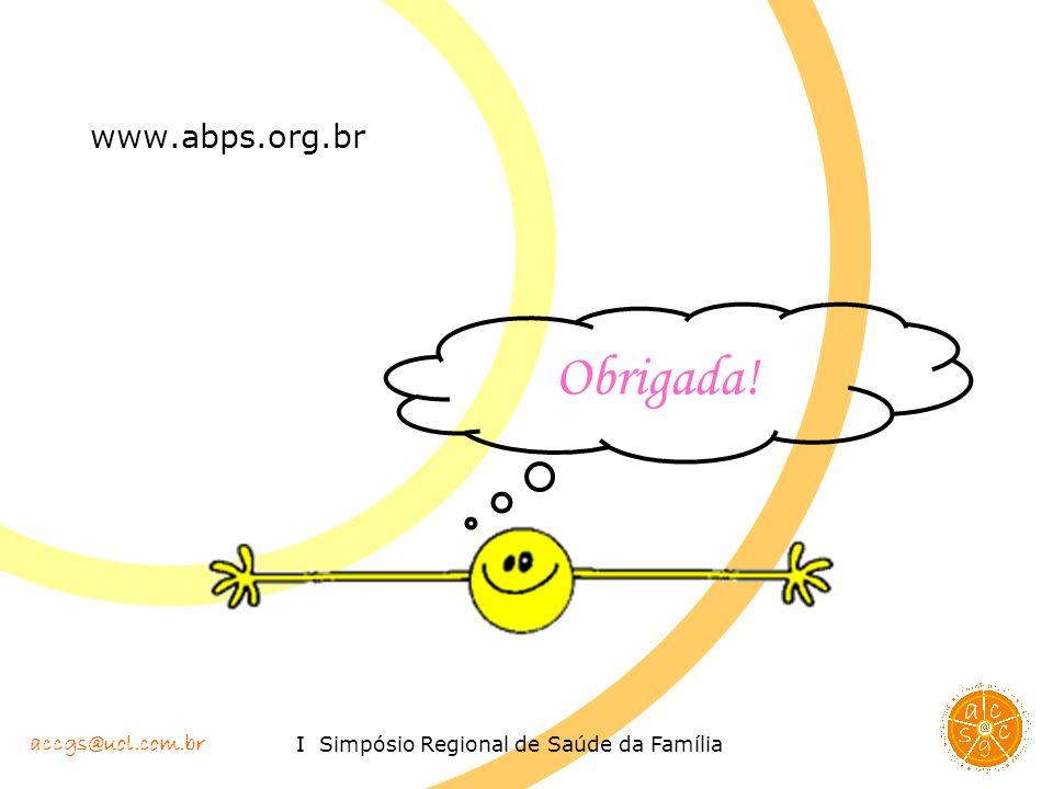www.abps.org.br Obrigada!