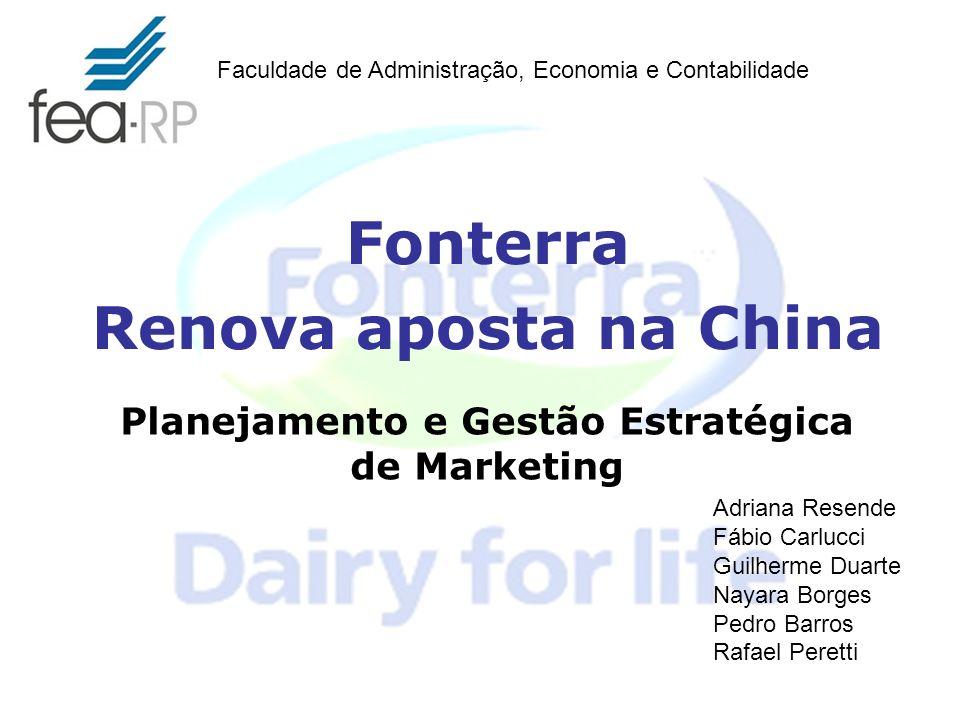 Planejamento e Gestão Estratégica de Marketing
