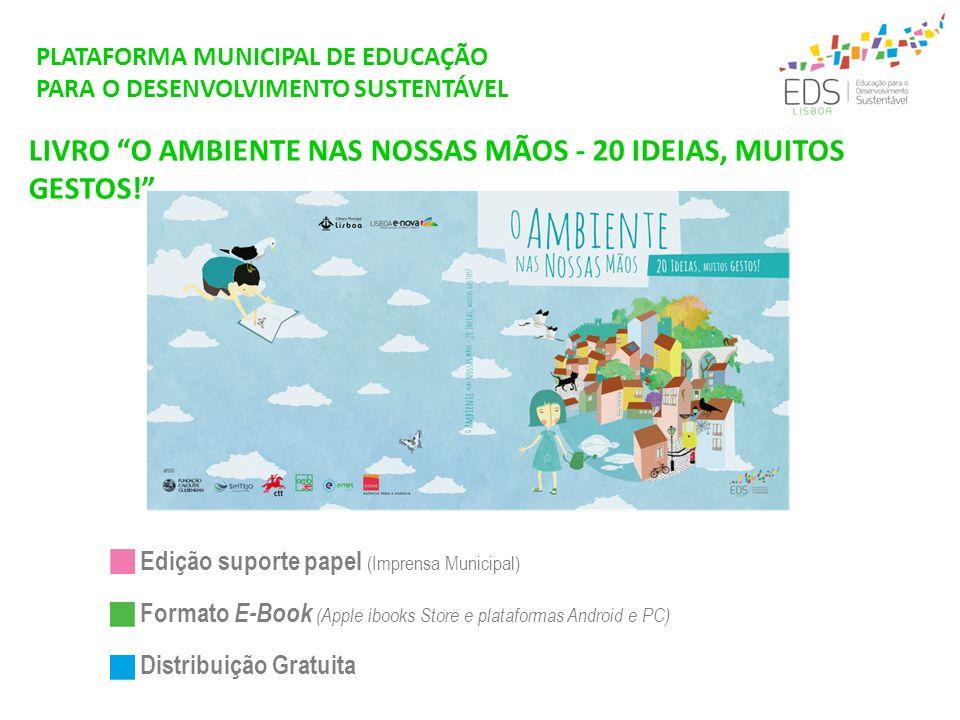 PLATAFORMA MUNICIPAL DE EDUCAÇÃO
