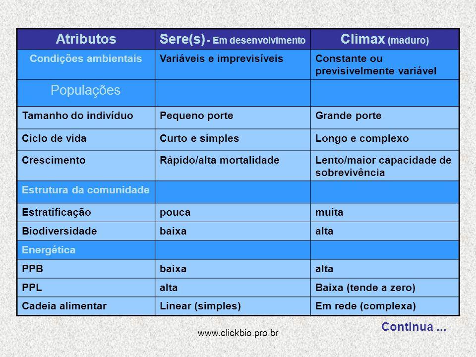 Sere(s) - Em desenvolvimento