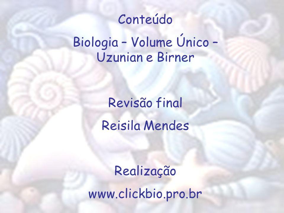 Biologia – Volume Único – Uzunian e Birner