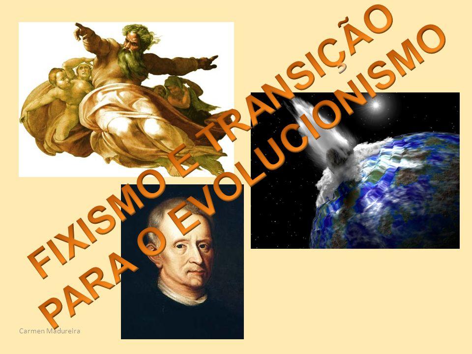 FIXISMO E TRANSIÇÃO PARA O EVOLUCIONISMO