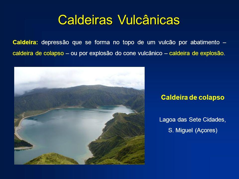 Lagoa das Sete Cidades, S. Miguel (Açores)