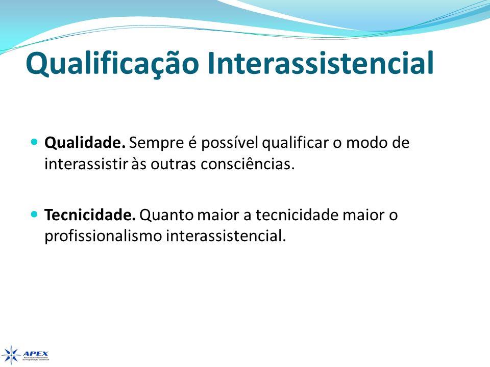 Qualificação Interassistencial