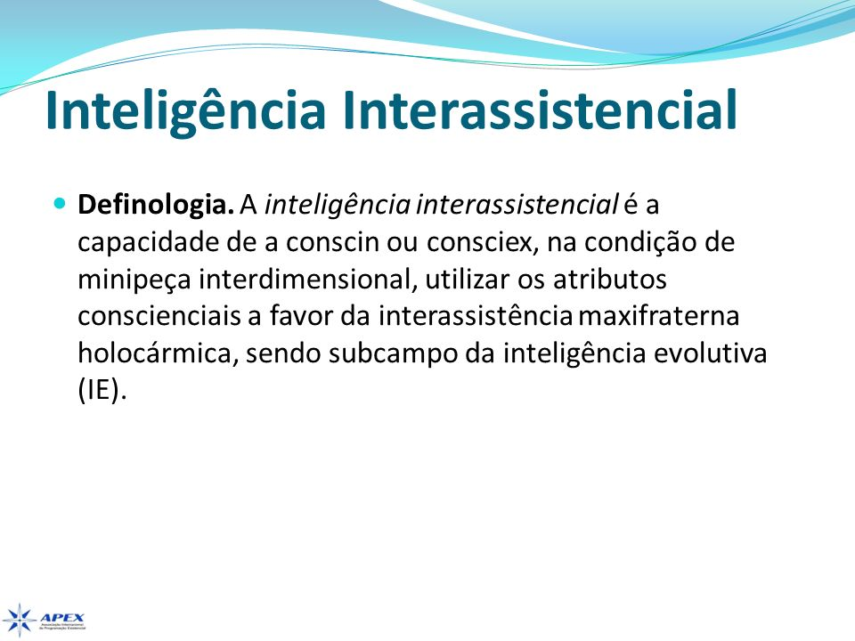 Inteligência Interassistencial