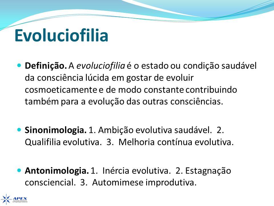 Evoluciofilia