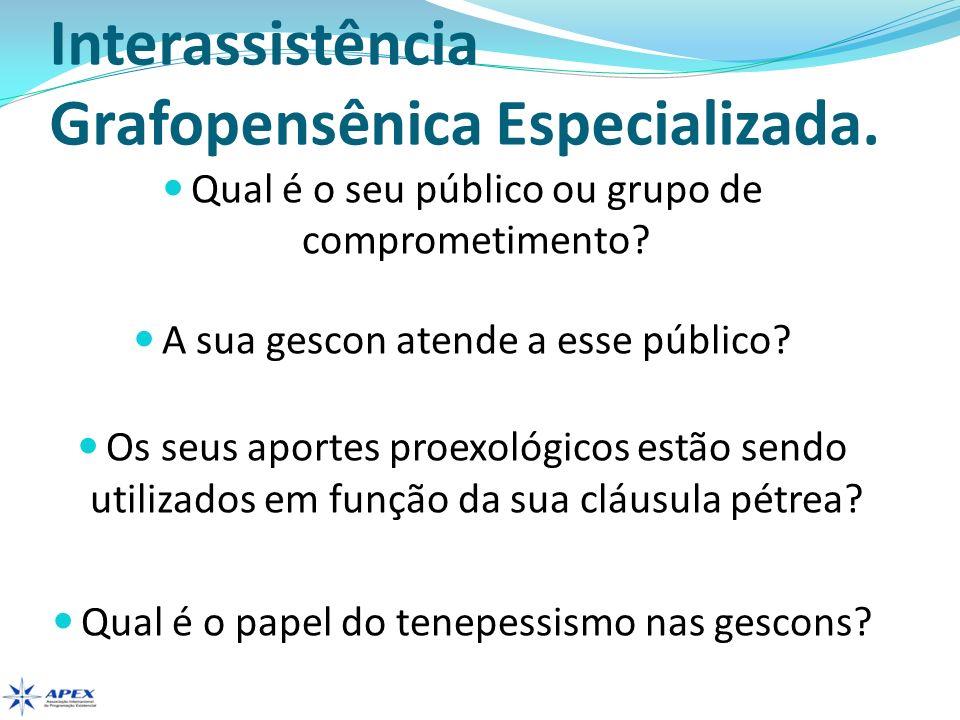 Interassistência Grafopensênica Especializada.