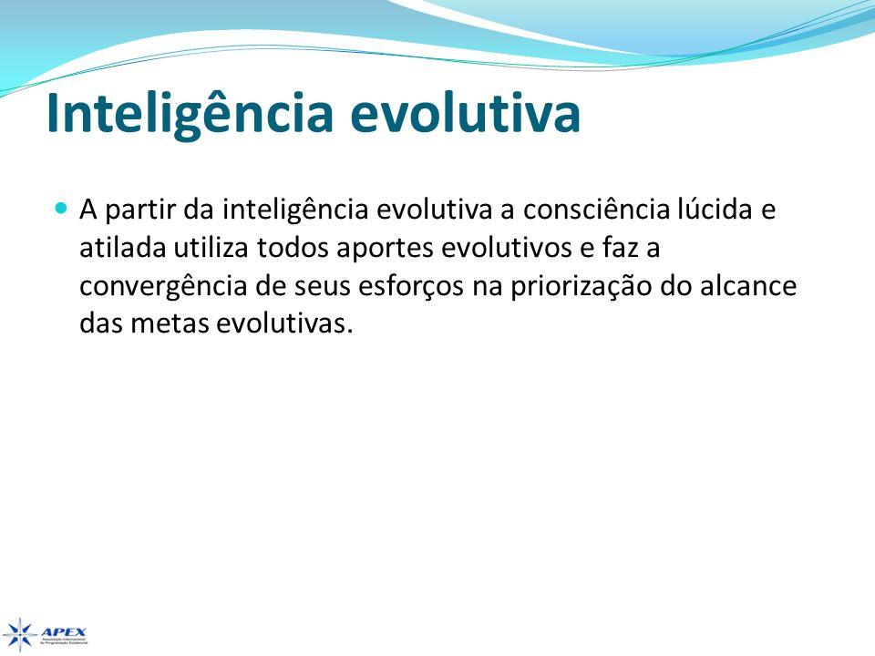 Inteligência evolutiva