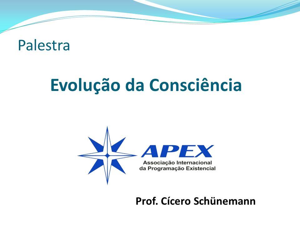 Evolução da Consciência
