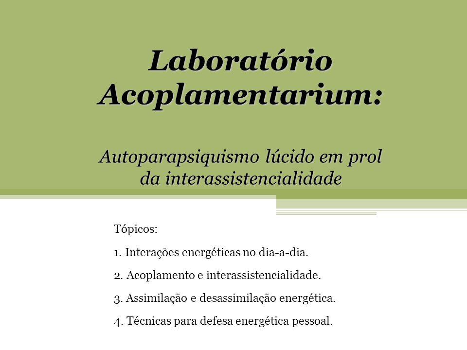 Laboratório Acoplamentarium: