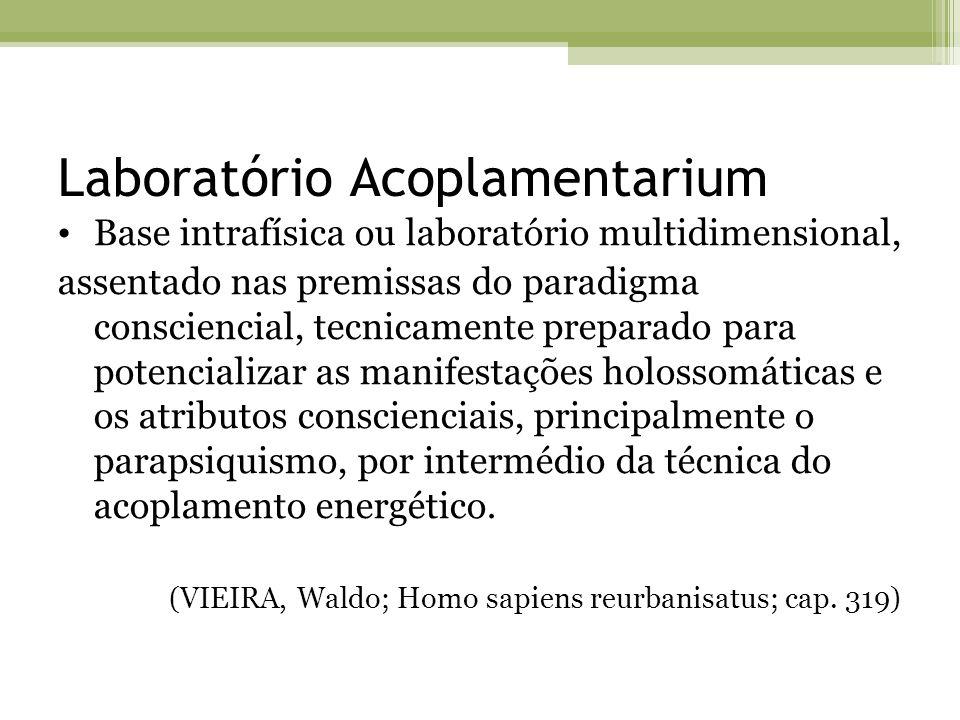 Laboratório Acoplamentarium
