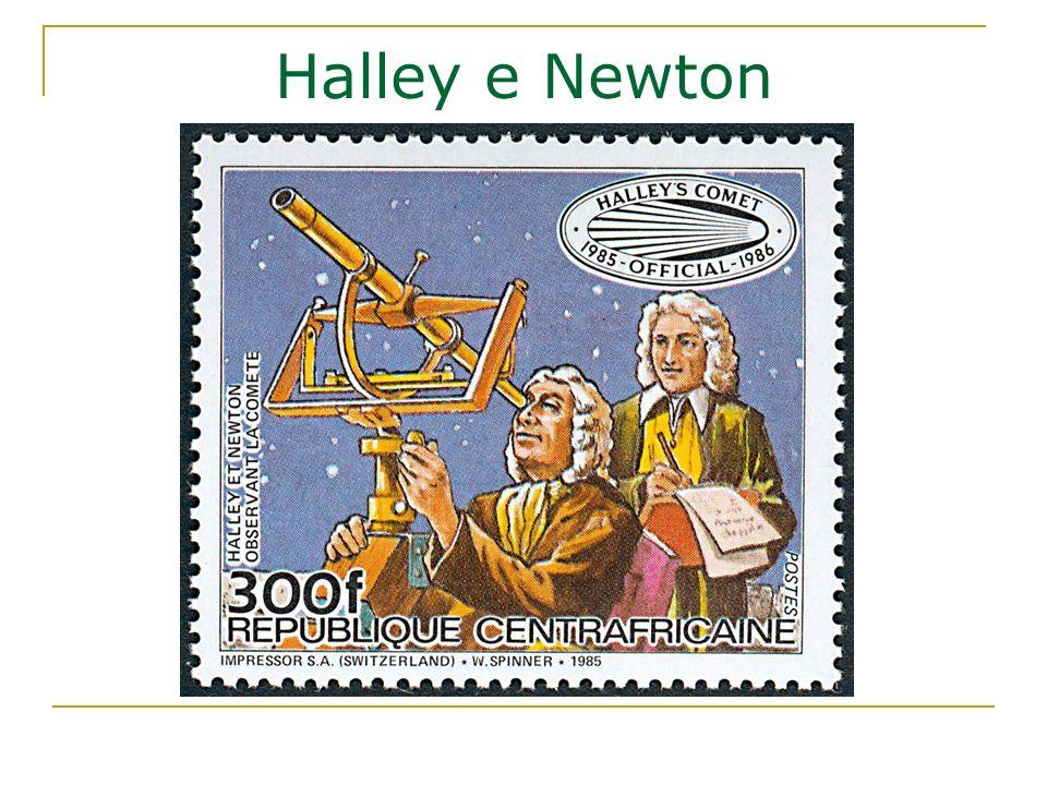 Halley e Newton