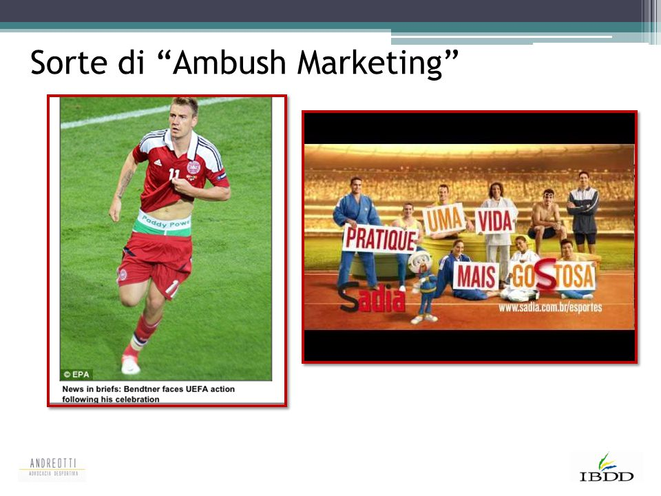Sorte di Ambush Marketing