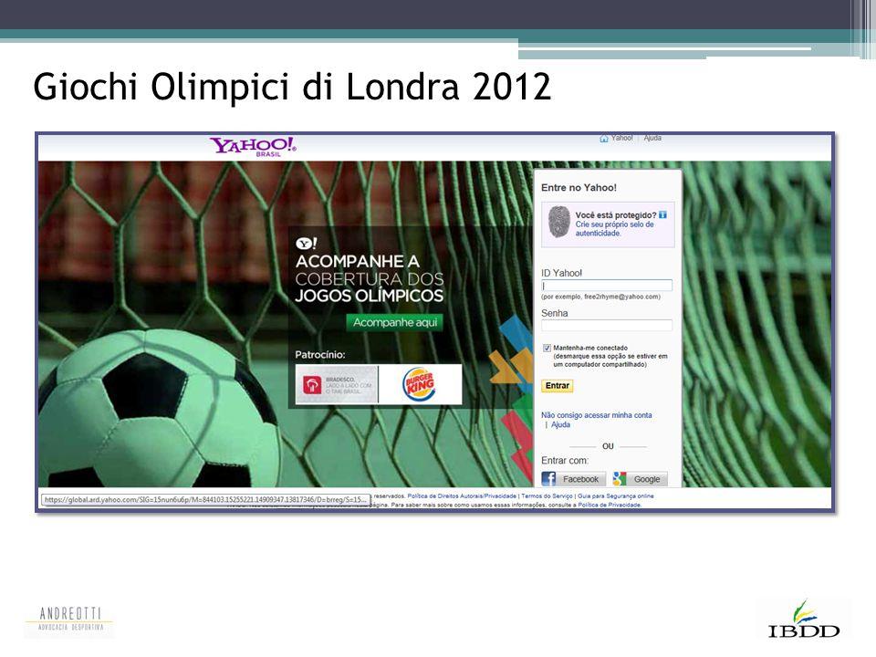 Giochi Olimpici di Londra 2012