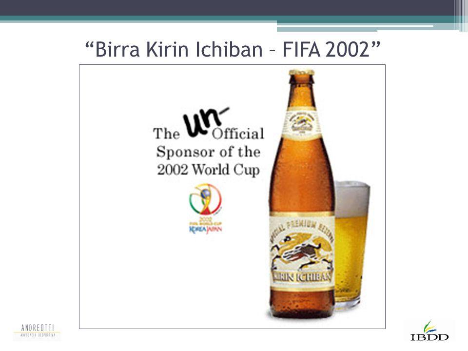 Birra Kirin Ichiban – FIFA 2002