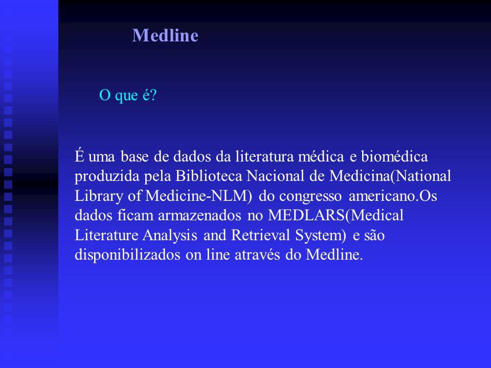 Medline O que é