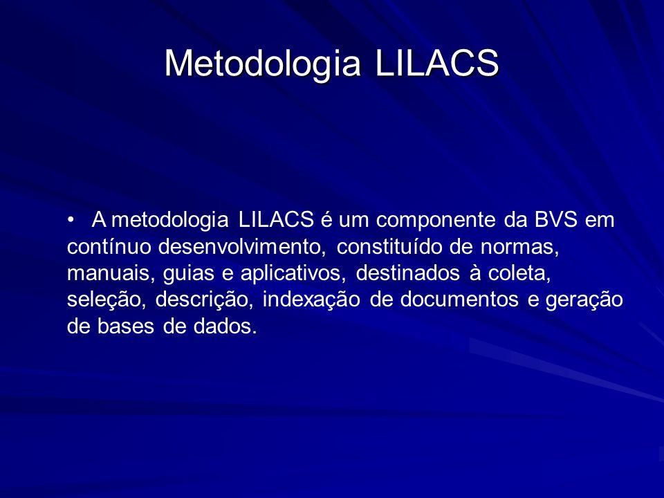 Metodologia LILACS