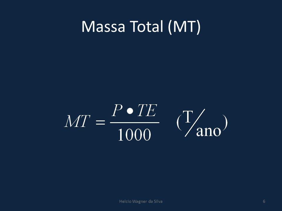 Projeto Temático I 25/03/2017 Massa Total (MT) Helcio Wagner da Silva