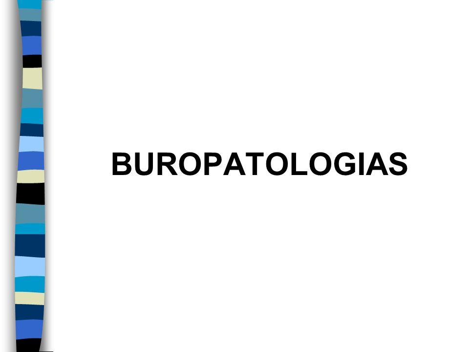 BUROPATOLOGIAS