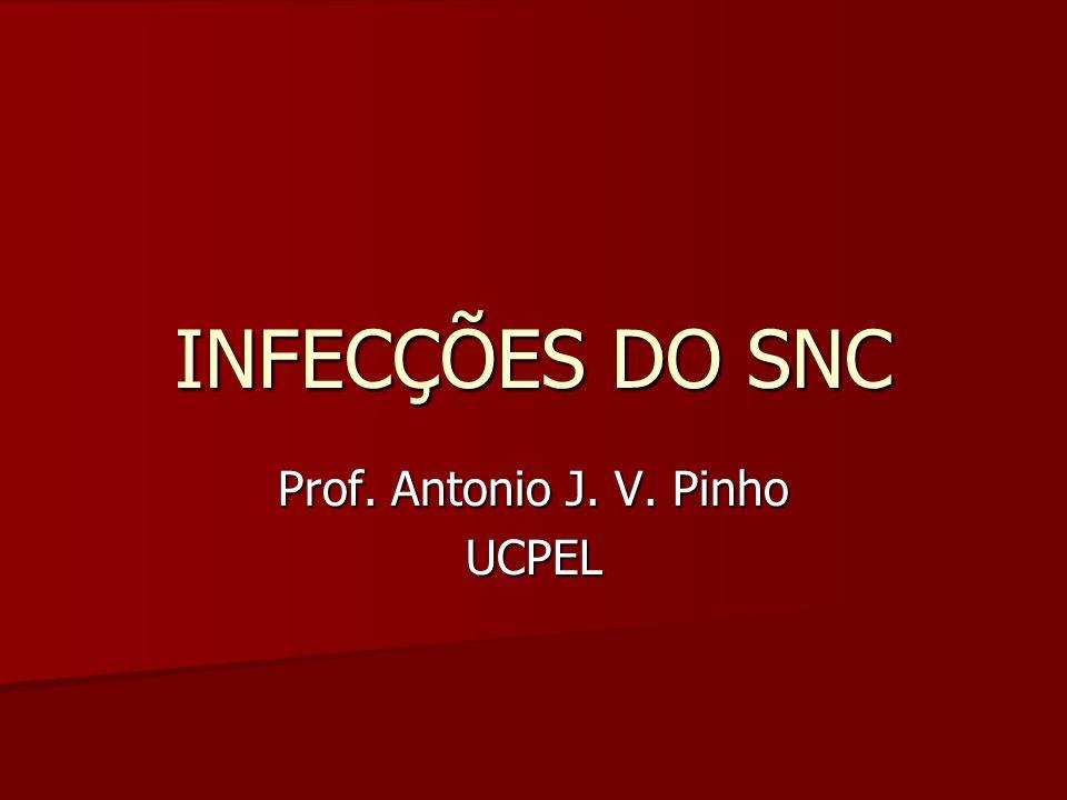 Prof. Antonio J. V. Pinho UCPEL