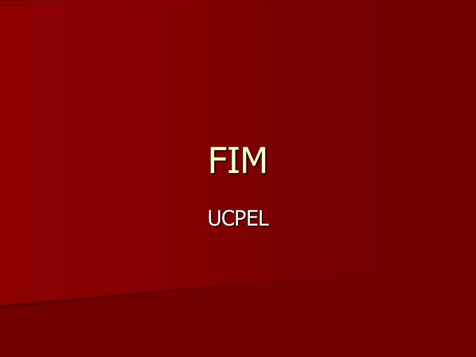 FIM UCPEL