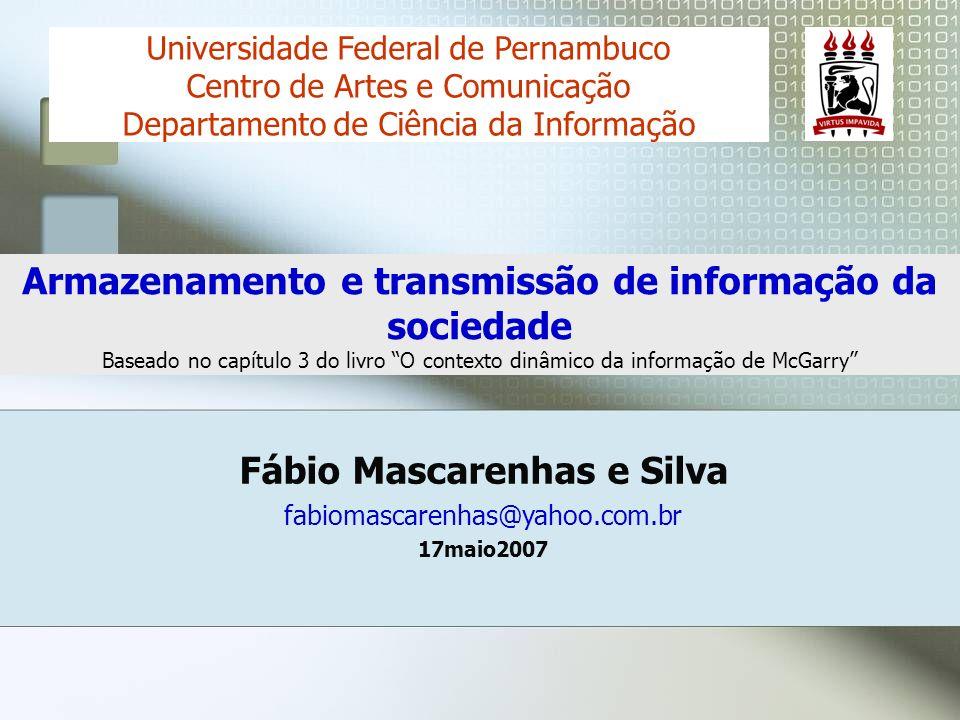 Fábio Mascarenhas e Silva