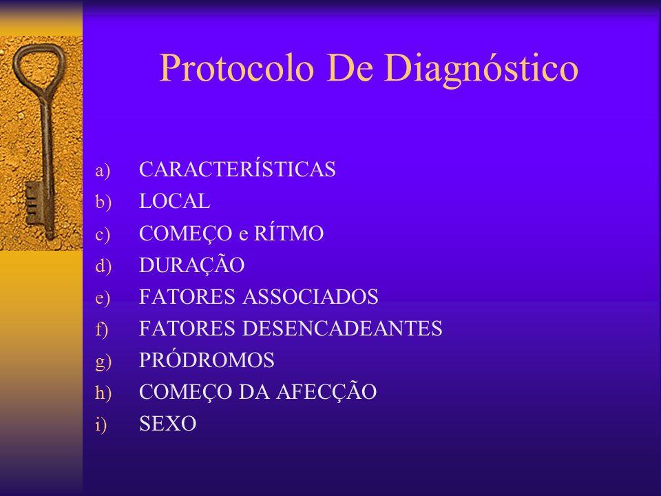 Protocolo De Diagnóstico