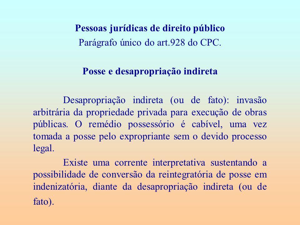 Pessoas jurídicas de direito público