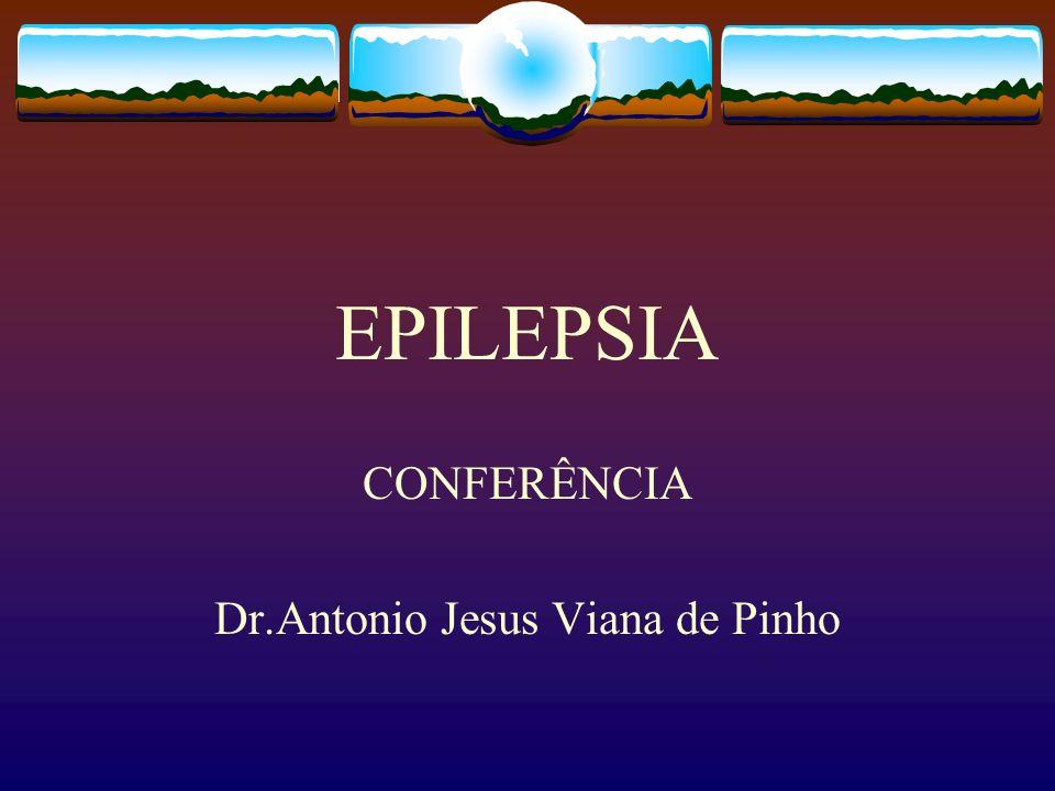 CONFERÊNCIA Dr.Antonio Jesus Viana de Pinho