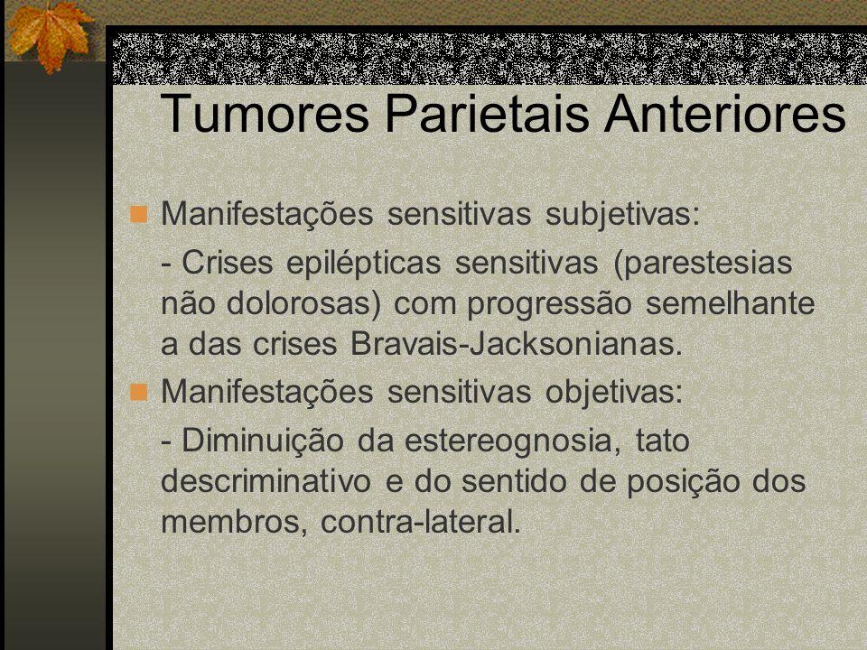 Tumores Parietais Anteriores