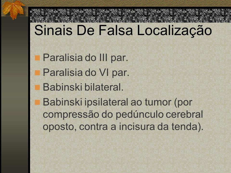 Sinais De Falsa Localização