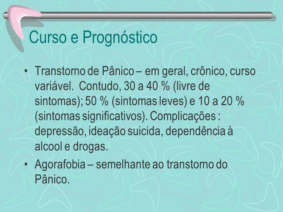 Curso e Prognóstico