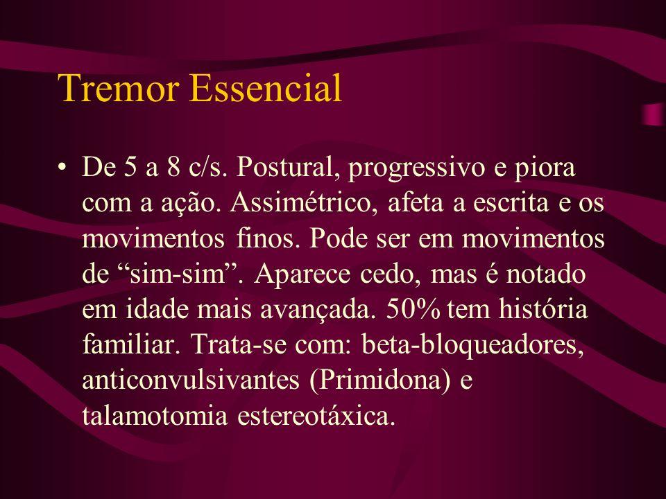Tremor Essencial