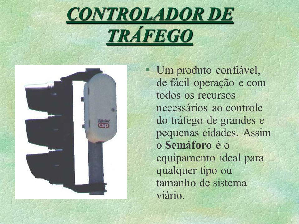 CONTROLADOR DE TRÁFEGO