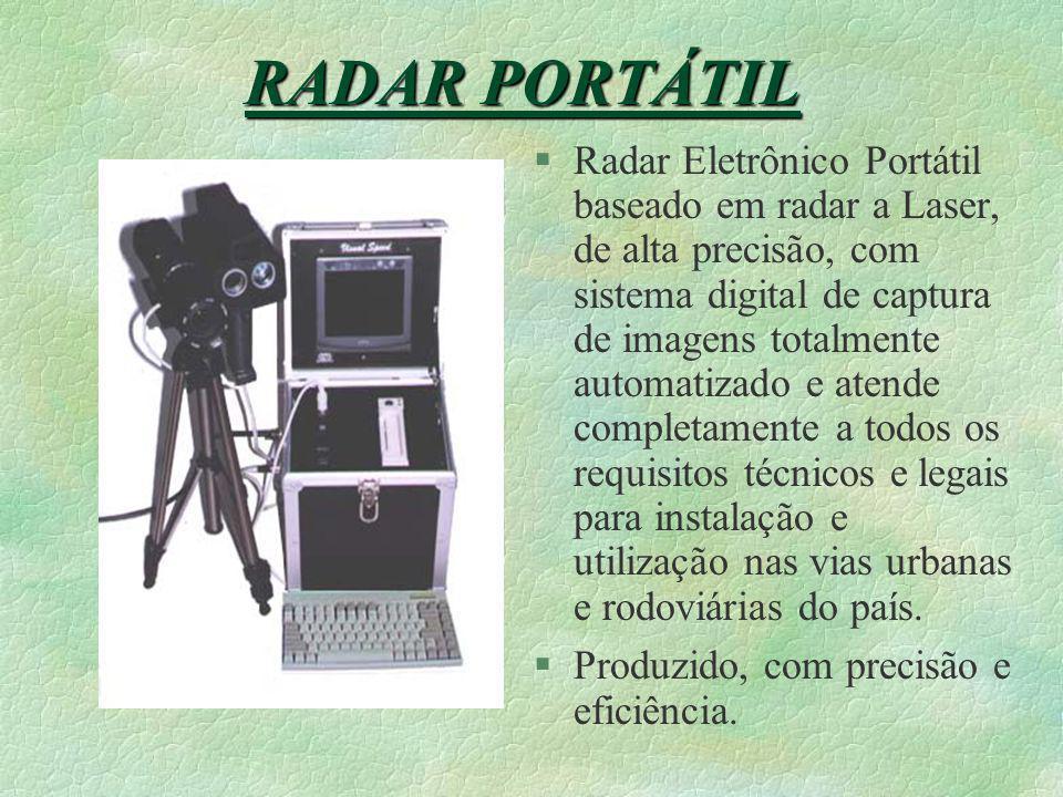 RADAR PORTÁTIL