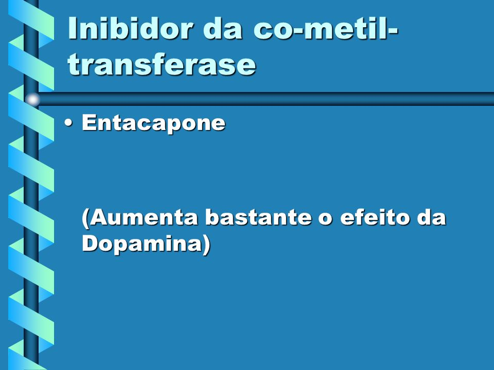 Inibidor da co-metil-transferase