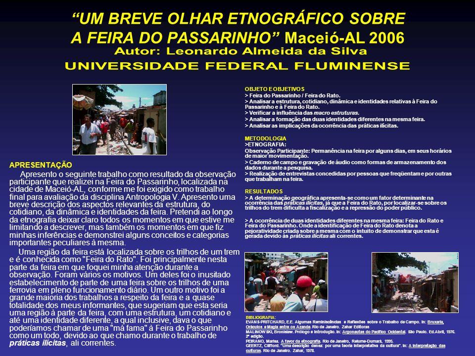 Autor: Leonardo Almeida da Silva UNIVERSIDADE FEDERAL FLUMINENSE