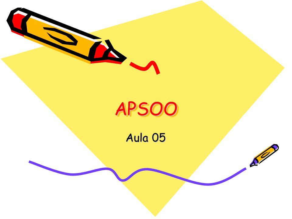 APSOO Aula 05