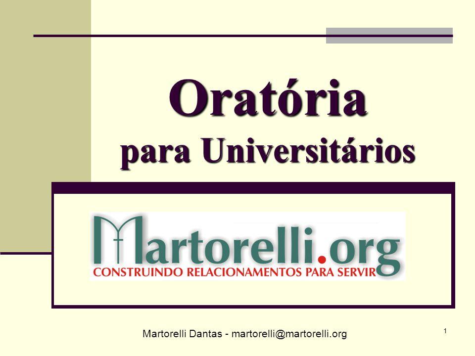 Oratória para Universitários