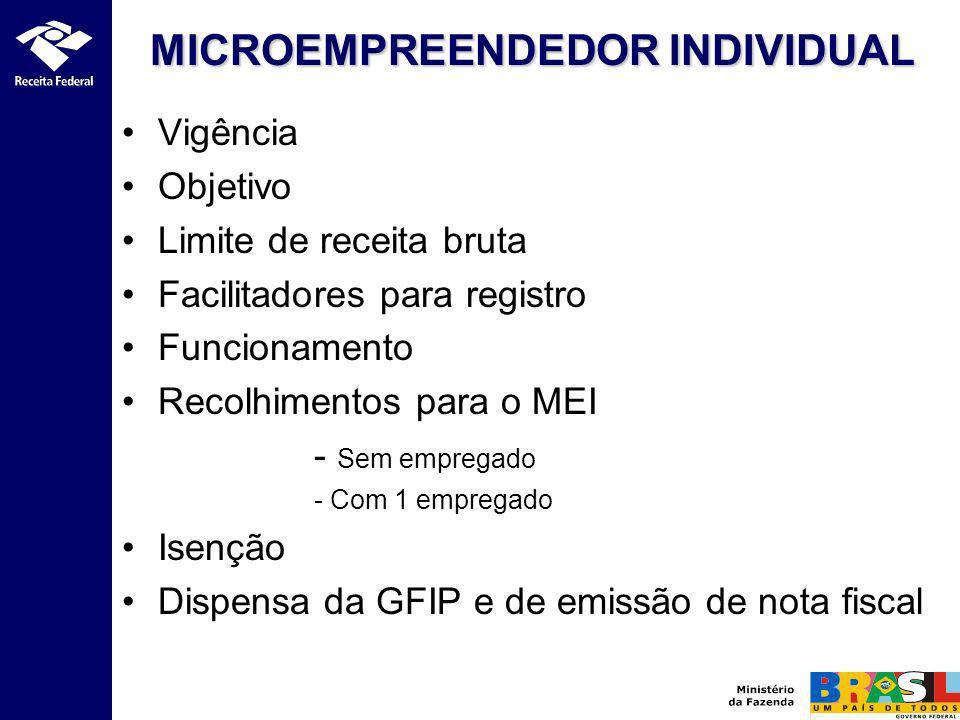 MICROEMPREENDEDOR INDIVIDUAL