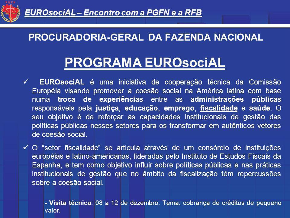 PROCURADORIA-GERAL DA FAZENDA NACIONAL